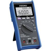 日置電機 HIOKI デジタルマルチメータ DT4252 書類3点付 DT4252SYORUI3TENTUKI 1台 117-2177(直送品)
