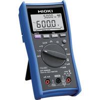 日置電機 HIOKI デジタルマルチメータ DT4253 書類3点付 DT4253SYORUI3TENTUKI 1台 117-2238(直送品)