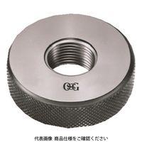 オーエスジー(OSG) OSG ねじ用限界リングゲージ メートル(M)ねじ 31477 LG-GR-2-M24X2 1個 823-3143 (直送品)