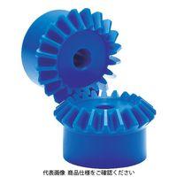 協育歯車工業 KG フードコンタクト 青POM ギヤシリーズ マイタギヤ 歯数20 穴径8 M1.5BP20-2808 115-8277(直送品)