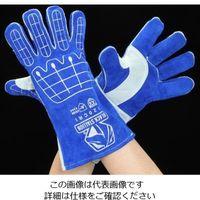 エスコ(esco) [L] 溶接用革手袋(耐切創・耐衝撃) 1双 EA353AT-116(直送品)