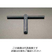 エスコ(esco) 22x200mm 四角ソケットT型レンチ 1本 EA613AL-22(直送品)