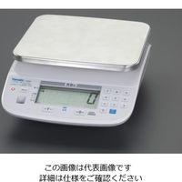エスコ 3kg(1-2g)防水デジタル台はかり EA715AF-11 1台 (直送品)