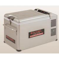 エスコ(esco) DC12V/24V/AC100V(32L) 冷蔵庫 1台 EA763AP-161(直送品)