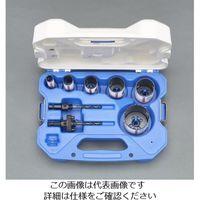91c6b04f72a929 エスコ ホールソーセット[LENOX](冷凍・空調用) EA823LL-1 1
