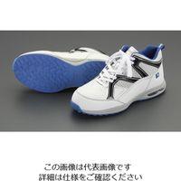 エスコ(esco) 26.5cm プロスニーカー(エアークッション) 1足 EA998TG-26.5D(直送品)
