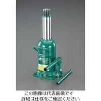 エスコ(esco) 10 ton 油圧ジャッキ 1個 EA993BF-10(直送品)