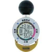 タニタ(TANITA) TANITA 黒球式熱中症指数計 熱中アラーム TT-562-GD 1個(1本) 859-4412(直送品)
