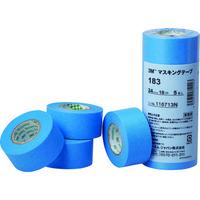 スリーエム ジャパン(3M) 3M マスキングテープ 183 20mmX18m 6巻入り 20 1パック(6巻) 100-1420 (直送品)