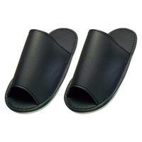 ニッポンスリッパ 靴でそのままスリッパ 350831 1足 102-5814(直送品)