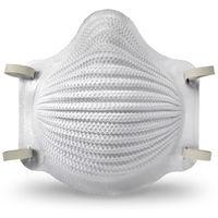 Moldex(モルデックス) MOLDEX 4200DS2使い捨て防じんマスクバリューパック 4200DS2-V 1袋(2枚) 102-7326 (直送品)