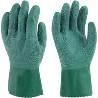 東和コーポレーション ビニスター まとめ買い 塩化ビニール手袋 ビニスター竹 LL (10双入) 619-LL 857-1854(直送品)