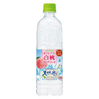 白桃ヨーグリーナ&天然水550ml×24