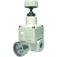 日本精器 精密減圧弁8A2K BN-3RT1200-8-2K 1個 115-1351 (直送品)