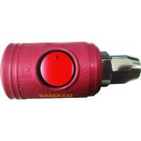 ヤマトエンジニアリング ヤマト ボタン式カップリングソケット BLB22-SN-P 1個 102-6047 (直送品)