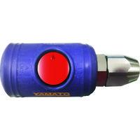 ヤマトエンジニアリング ヤマト ボタン式カップリングソケット BLB23-SN-P 1個 102-6048 (直送品)