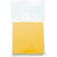トラスコ中山(TRUSCO) TRUSCO クリーンルーム用付箋 オレンジ 75mm×75mm CR-TAG-OR 1冊 115-7413 (直送品)