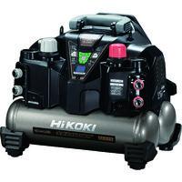 工機ホールディングス HiKOKI 釘打機用エアコンプレッサ8L セキュリティ機能付 EC1245H3 1台 119-7639(直送品)