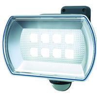 ムサシ ダンケ 4.5Wワイド フリーアーム式LED乾電池センサーライト E42150 1台 123-0088(直送品)