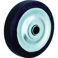 イノアックコーポレーション(INOAC) イノアック 中荷重用キャスター ゴム車輪のみ Φ100 GR-100W 1個 116-6306(直送品)