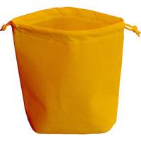 トラスコ中山(TRUSCO) TRUSCO 不織布巾着袋 A4サイズ マチあり オレンジ 10枚入 HSA4-10-OR 116-4517(直送品)