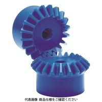 協育歯車工業 KG フードコンタクト 青POM ギヤシリーズ マイタギヤ 歯数20 穴径4 M80BP20-1604 1個 115-8268(直送品)