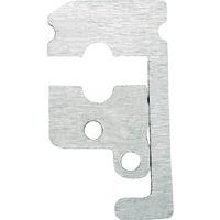 フジ矢(FUJIYA) フジ矢 ワイヤーストリッパ替刃(オーディオ用) PP404-Q 1枚 859-4143(直送品)