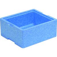 サンコー 発泡素材コンテナー 760336 EPボックス#7-2(本体)ブルー SK-EP7-2 BL 115-5351(直送品)