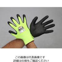 エスコ(esco) [M] 手袋(耐切創/ニトリルゴムコーティング) 1セット(4双) EA354HA-17(直送品)
