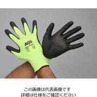 エスコ(esco) [M] 手袋(耐切創/ポリウレタンコーティング) 1セット(5双) EA354HB-7(直送品)
