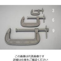 エスコ(esco) 0- 77mm/ 45mm シャコ万力 1セット(2丁) EA526SJ-4(直送品)