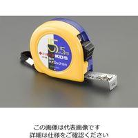 エスコ(esco) 19mmx5.5m メジャー(デュラコート・ストッパー付) 1セット(3個) EA720YY-155(直送品)