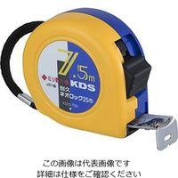 エスコ(esco) 25mmx7.5m メジャー(デュラコート・ストッパー付) 1セット(2個) EA720YY-175(直送品)
