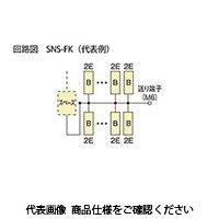 河村電器 スマートホーム分電盤 SNS 3606-2FK 1個(直送品)