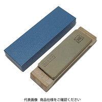 フチオカ(FUCHIOKA) フチオカ 天然合砥石(正本山合砥)箱入 100型 プラ台付 143148 1セット(2個)(直送品)