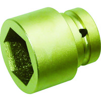 ENDRES-TOOLS A-MAG 防爆6角インパクト用ソケット差込角1/2インチ用 対辺22mm 0351039S 1個 115-0493 (直送品)