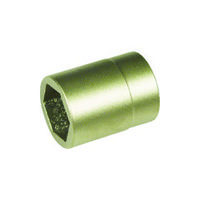 ENDRES-TOOLS A-MAG 防爆6角ソケット差込角3/4インチ用 対辺46mm 0354634S 1個 115-0425 (直送品)