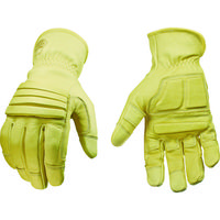 Youngstown Glove YOUNGST 革手袋 ナックルバスター アンチバイブ 12-3210-10-M 1双 114-6935 (直送品)