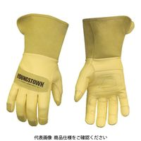 Youngstown Glove YOUNGST 革手袋 レザーユーティリティー ワイドカフ 11-3255-60-M 1双 114-6942 (直送品)
