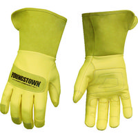 Youngstown Glove YOUNGST 革手袋 レザーユーティリティー ワイドカフ 11-3255-60-S 1双 114-6943 (直送品)