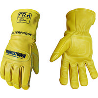 Youngstown Glove YOUNGST 革手袋 FRウォータープルーフレザー ケブラー 11-3285-60-S 1双 114-6946 (直送品)