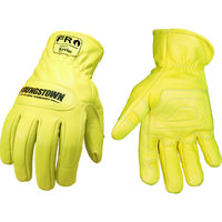 Youngstown Glove YOUNGST 革手袋 FRグラウンドグローブ ケブラー 12-3365-60-S 1双 114-6962 (直送品)