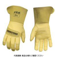 Youngstown Glove YOUNGST 革手袋 FRレザー ケブラー ワイドカフ 12-3275-60-M 1双 114-6954 (直送品)