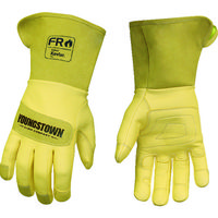 Youngstown Glove YOUNGST 革手袋 FRレザー ケブラー ワイドカフ 12-3275-60-S 1双 114-6956 (直送品)