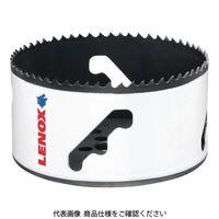 レノックス(LENOX) LENOX スピードスロット 分離式 バイメタルホールソー 102mm 5121742 1本 106-3034(直送品)
