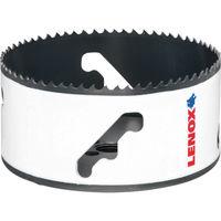 レノックス(LENOX) LENOX スピードスロット 分離式 バイメタルホールソー 108mm 5121744 1本 106-3032(直送品)