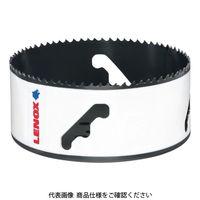レノックス(LENOX) LENOX スピードスロット 分離式 バイメタルホールソー 121mm 5121748 1本 106-2996(直送品)