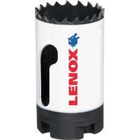 レノックス(LENOX) LENOX スピードスロット 分離式 バイメタルホールソー 33mm 5121713 1本 106-3017(直送品)