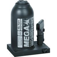 MEGA ボトルジャッキ15トン BR15G 1台 115-3165(直送品)