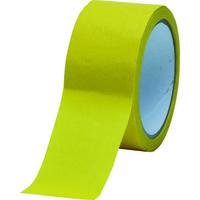 トラスコ中山(TRUSCO) TRUSCO 耐熱マスキングテープ クレープ紙 高耐水性 60mm×50m TM-WP-60 1巻 116-3412(直送品)